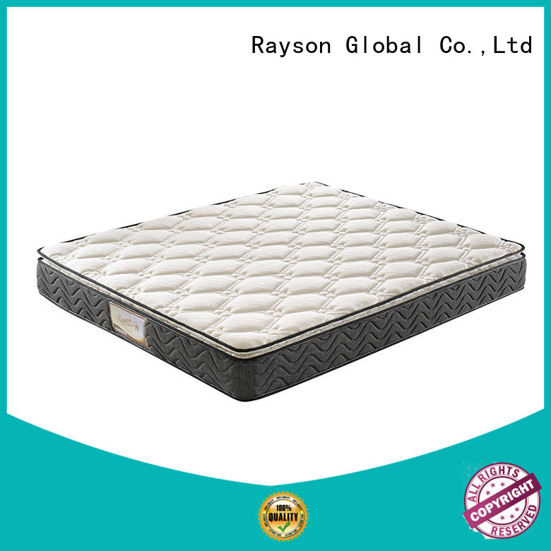 Rayson comfortable roll packed mattress reliable with spring