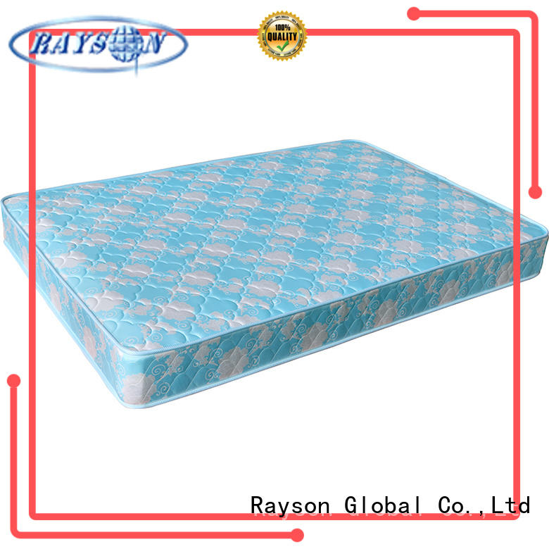 Rayson luxury coil sprung mattress vacuum high-quality