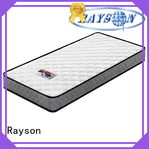 Rayson Brand roll mattress roll up mattress for guests