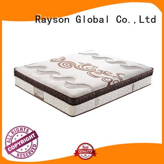 Rayson luxury bonnell coil 12 years experience firm for star hotel